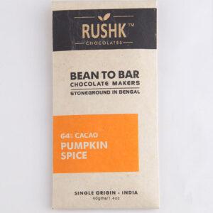 64% Cacao Pumpkin Spice