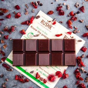 77% Cacao Cranberry